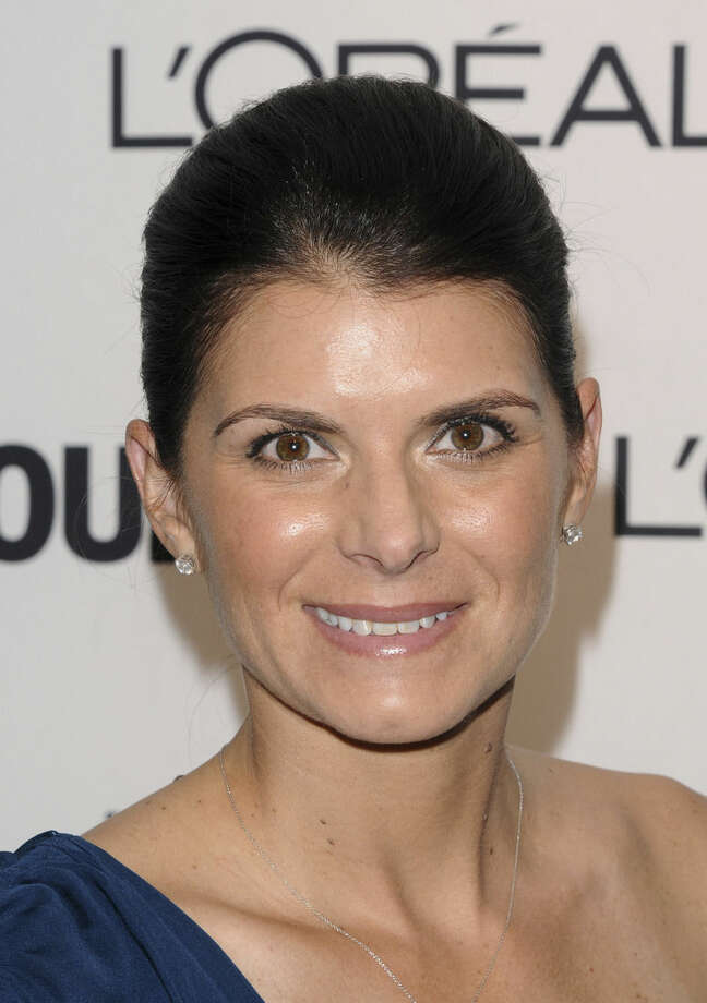 FILE - In this file photo taken on Nov. 8, 2010, Mia Hamm attends the 20th annual Glamour Women of the Year Awards at Carnegie Hall in New York. Retired women's soccer star Mia Hamm has been nominated to Italian club Roma's board of directors. Roma is traded on the Milan stock exchange and the nomination was made at a club shareholder meeting Monday, Oct. 27, 2014. The 42-year-old Hamm helped the United States to two World Cup titles, including the inaugural edition in 1991 in China, and won the women's FIFA world player of the year award in 2001 and 2002 - the first two times that the honor was given. (AP Photo/Peter Kramer)