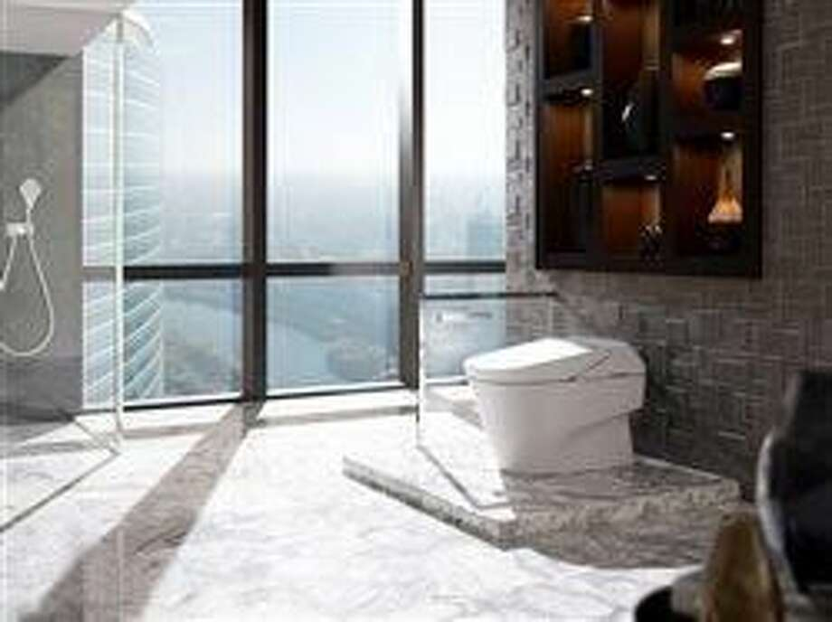 4 futuristic bath upgrades to indulge in for 2016