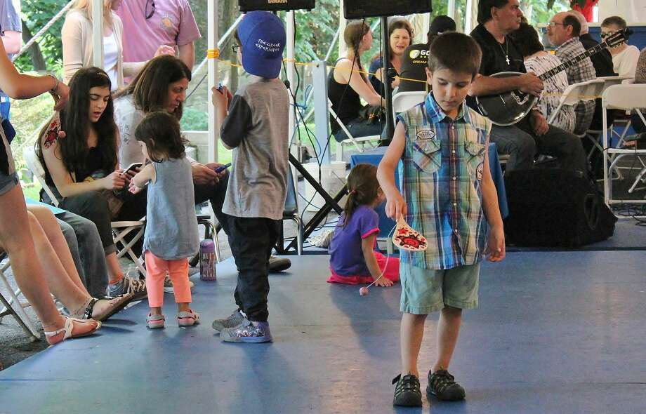 Danbury's annual Greek Experience  Festival was held on June 10, 11 and  12, 2016. Festival goers enjoyed authentic Greek food, music and dancing  on the ground of Assumption Greek Orthodox Church. Were you SEEN? Photo: Nuria Ryan