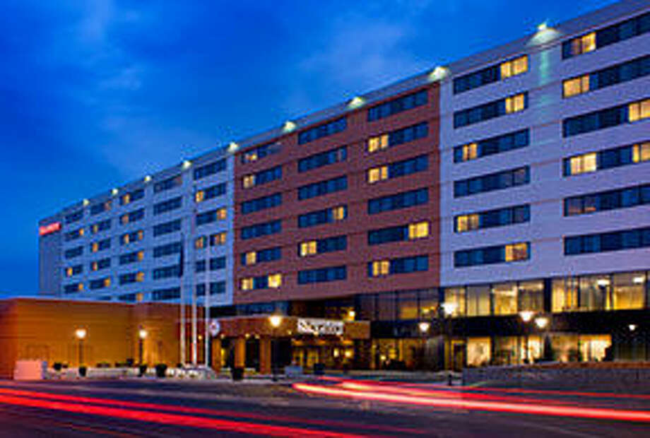 RING IN THE NEW YEAR AT THE SHERATON HARTFORD HOTEL