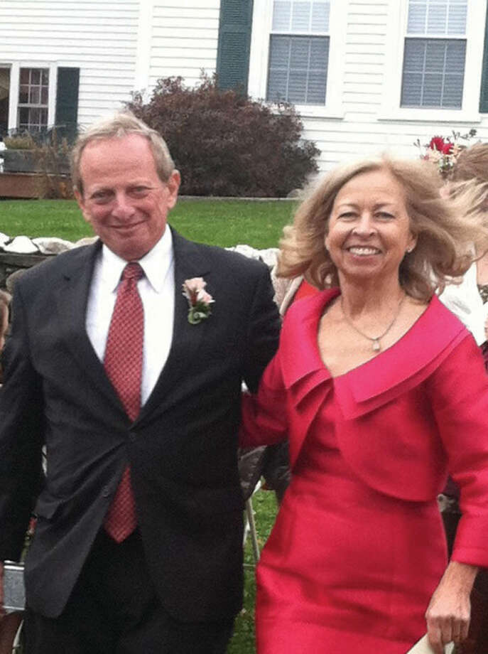 Jay H. Sandak and Mary E. Sommer — Stamford's 2015 Citizen(s) of the Year.