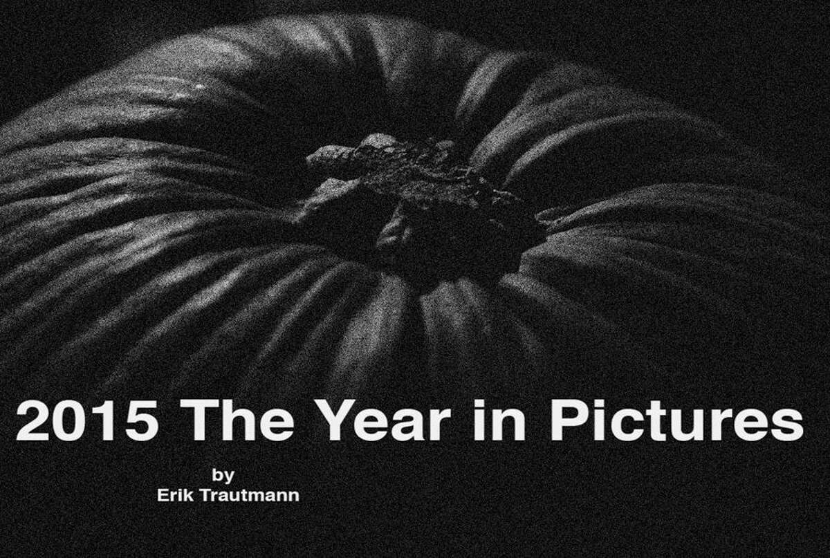 Hour photo / Erik Trautmann Pumpkins and gourds for sale at the Wilton Historical Society.