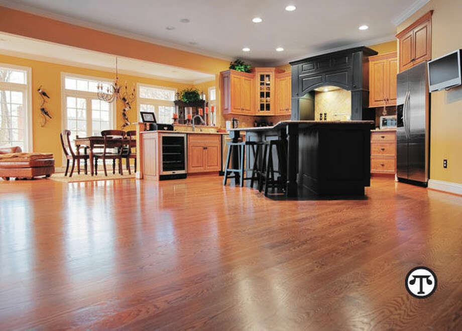 "Clear finishes, sometimes called ""topcoats,"" can protect your wood floors from damage due to water, household chemicals and everyday wear. (NAPS)"