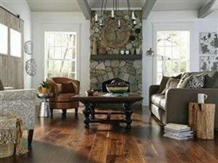 All the rage: What's trending in hardwood flooring
