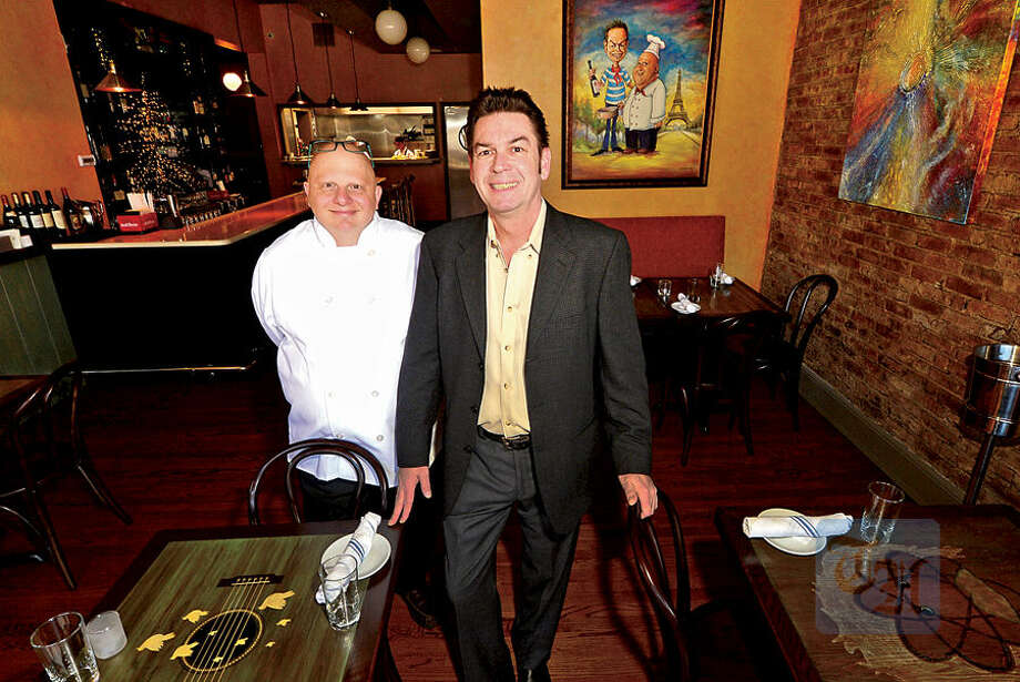 Alain Bars has opened a new restaurant, Chez Vous Bistro, with chef Erik Erlichson on Bedford Street in downtown Stamford.