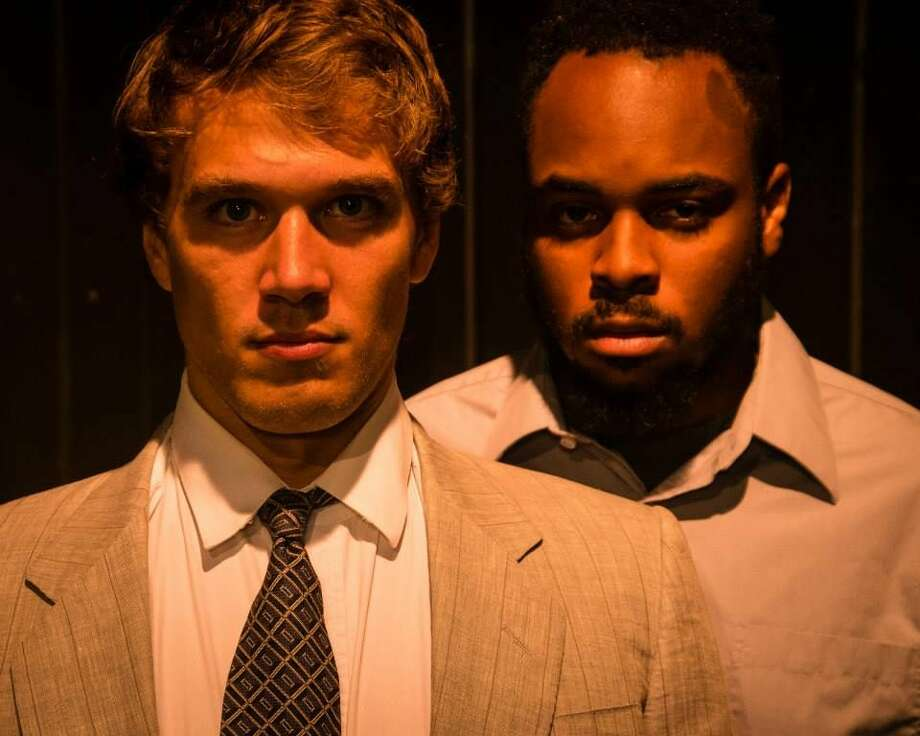 "Chistopher Kozlowski (left) stars in ""A Time To Kill,"" making its Connecticut premiere."