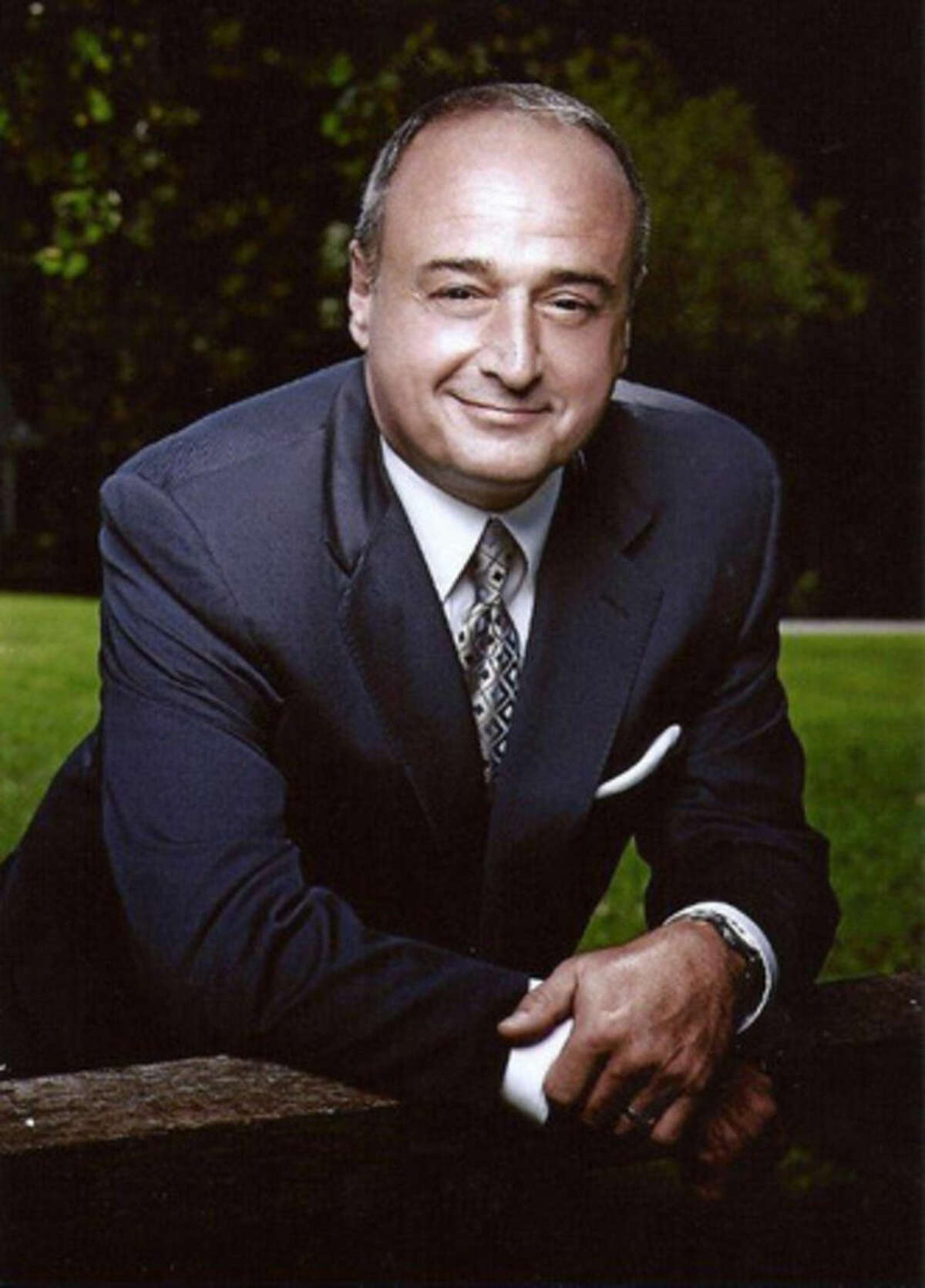 Contributed photo Rep. Lawrence F. Cafero Jr., R-142nd Dist., will be installed on the NHS Alumni Association Wall of Honor Sunday.