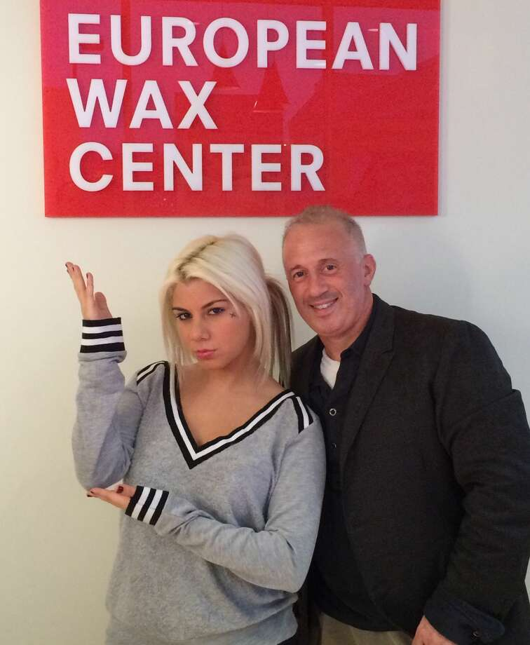 Connecticut fans of American Idol star Jax were able to meet the popular singer at European Wax Center's exclusive WAX with JAX event that was held on Dec. 17th in Simsbury. Jax posed with Evan Guttman, owner of the salon, whom she has known her entire life.