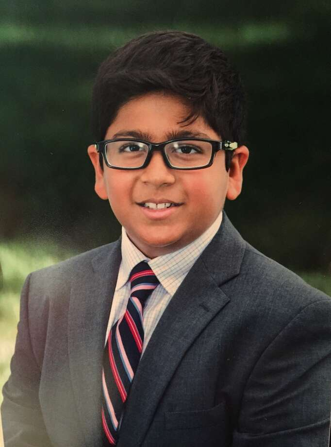 Ishaan Patel of Southington is the founder of Planting Pencils, a new nonprofit organization dedicated to providing school supplies to underserved children around the world.