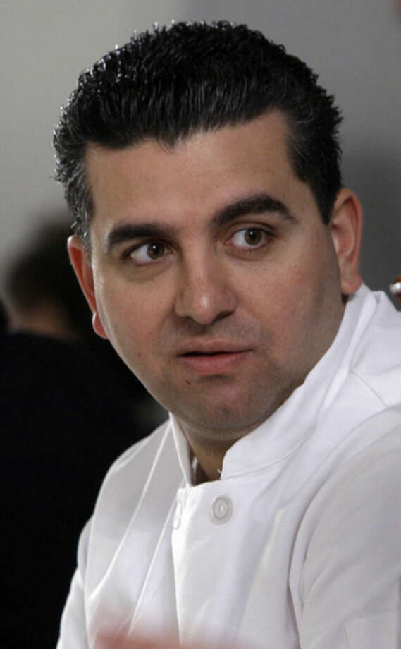 "FILE - In this Feb. 17, 2011 file photo, Buddy Valastro attends the presentation of the fall 2011 collection of designer Isaac Mizrahi during Fashion Week in New York. The New York Police Department says ""Cake Boss"" Buddy Valastro was arrested, Thursday, Nov. 13, 2014 on a charge of Driving While Intoxicated after being pulled over for driving erratically in Manhattan. (AP Photo/Richard Drew, File)"