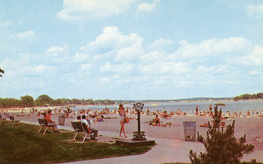 Calf Pasture Beach Postcard