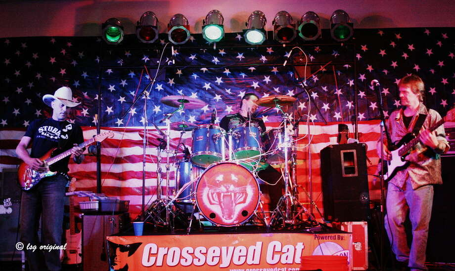 Members of the local band Crosseyed Cat Photo Courtesy of Isg original photography by Lisa Sanchez Gonzalez