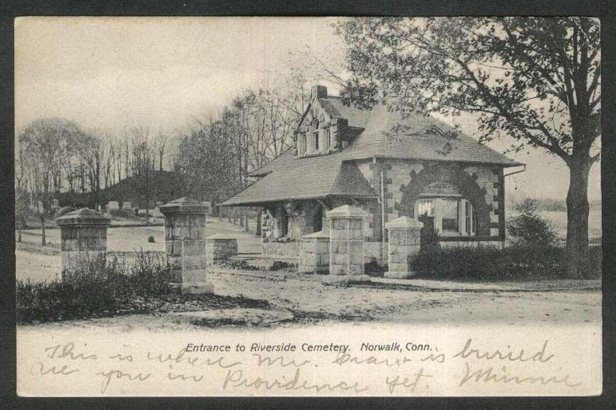 Riverside Cemetery 1907