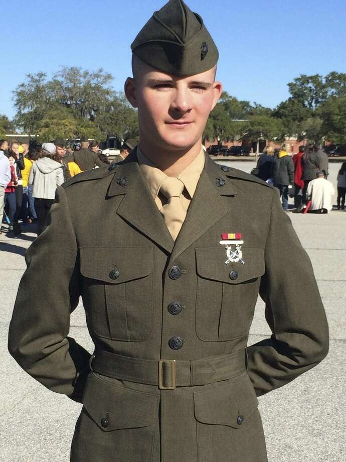 Wilton man graduates Marine boot camp