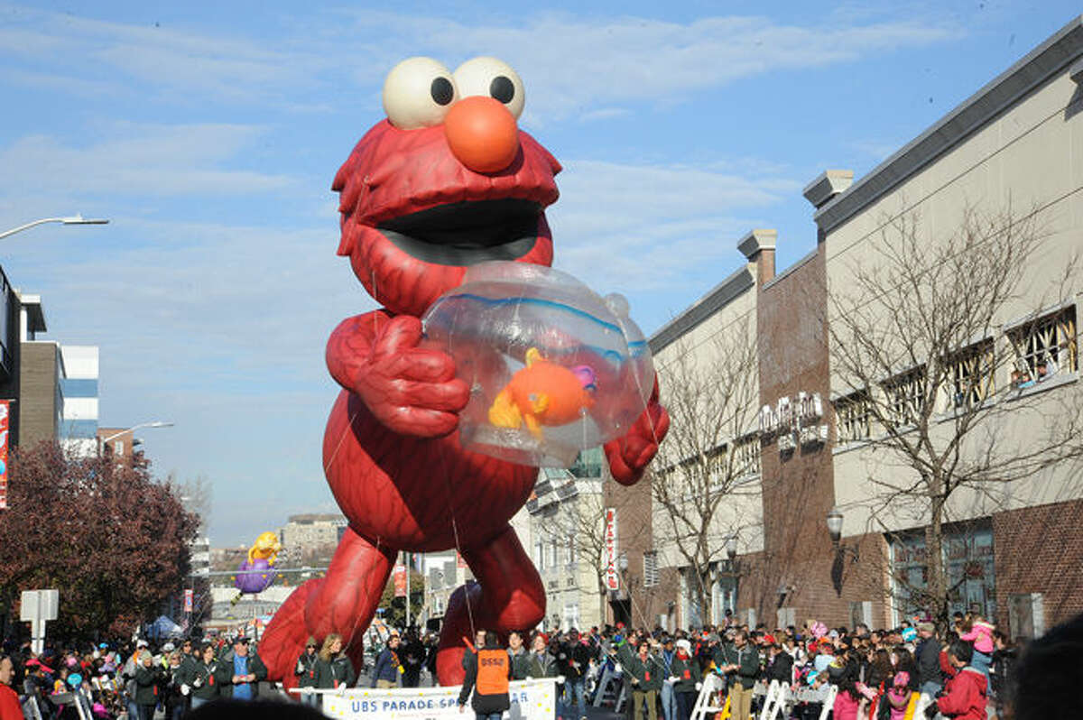 The annual UBS Parade Spectacular in downtown Stamford on Sunday. Hour photo/Matthew Vinci