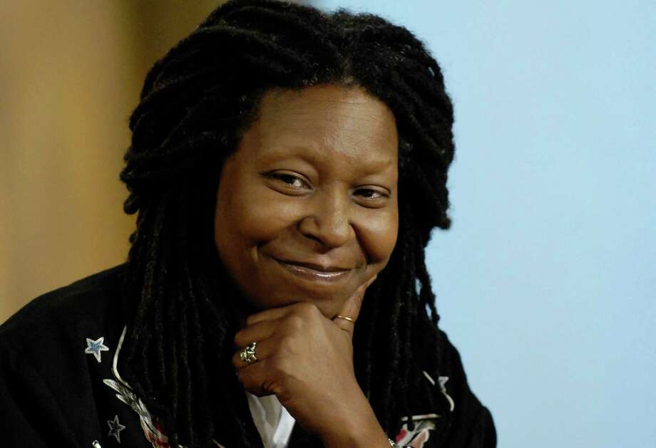 "** FILE ** This photo released by ABC, shows Whoopi Goldberg on ABC's talk show ""The View,"" in this Sept. 4, 2007, file photo in New York. (AP Photo/ABC, Steve Fenn, file) ** NO SALES ** Photo: STEVE FENN, HO / AP / ABC"
