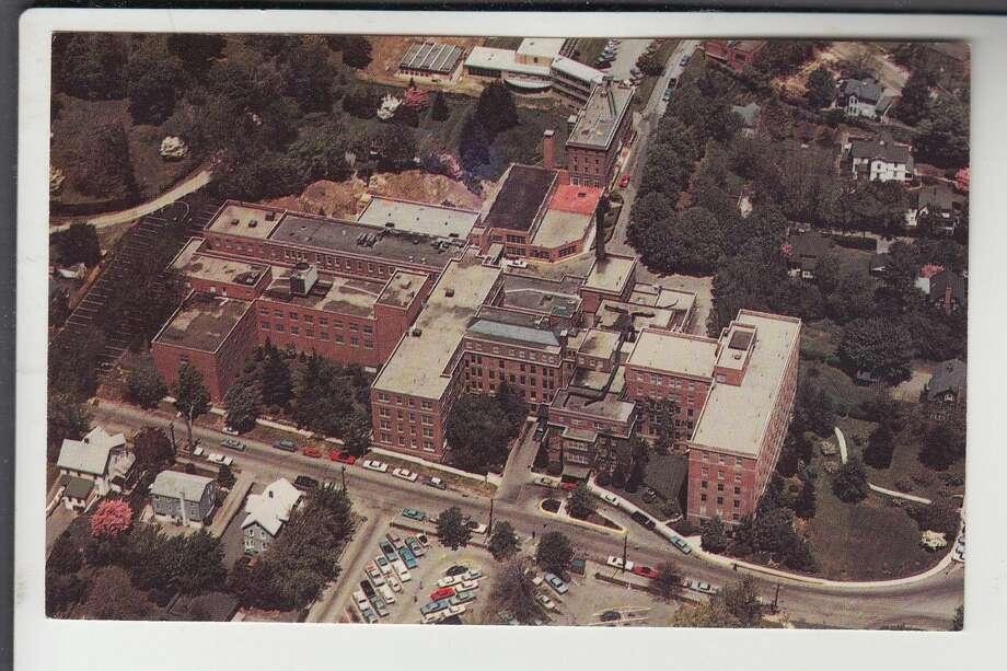 Aerial View the Norwalk Hospital Norwalk