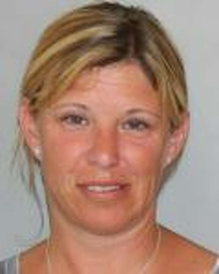 Gansevoort woman Julie H. Maguire, 42, was arrested and charged with felony aggravated driving while intoxicated, State Police said. (Photo: State Police).