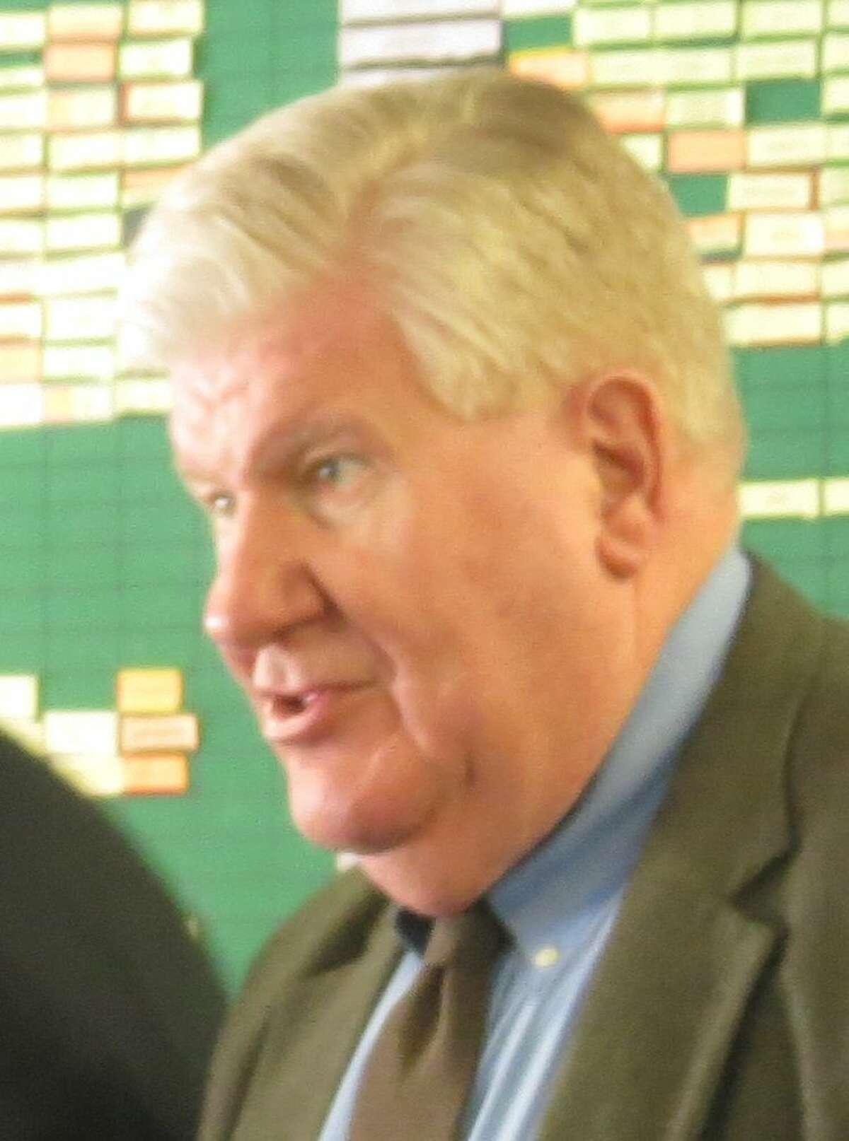 James Connelly named interim superintendent of Norwalk Public Schools.