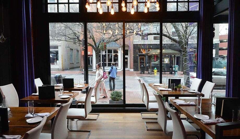 Hour Photo/Alex von Kleydorff Match Restaurant on South Norwalk
