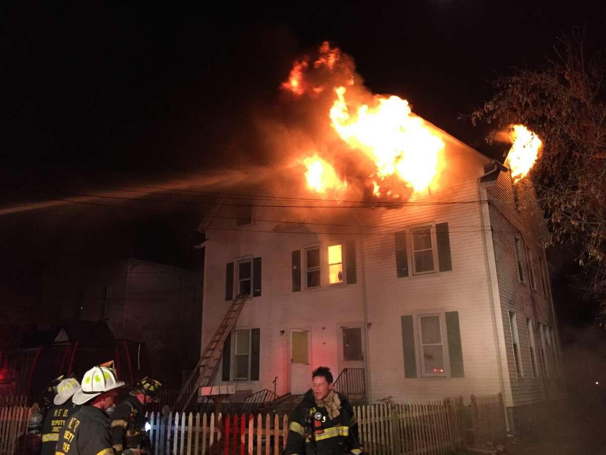 Cove Avenue Fire