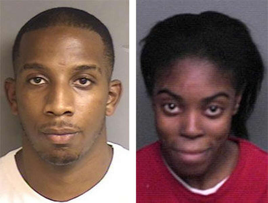 "Robert ""BJ"" Hudson (left) and Shameka McNairn (right)."
