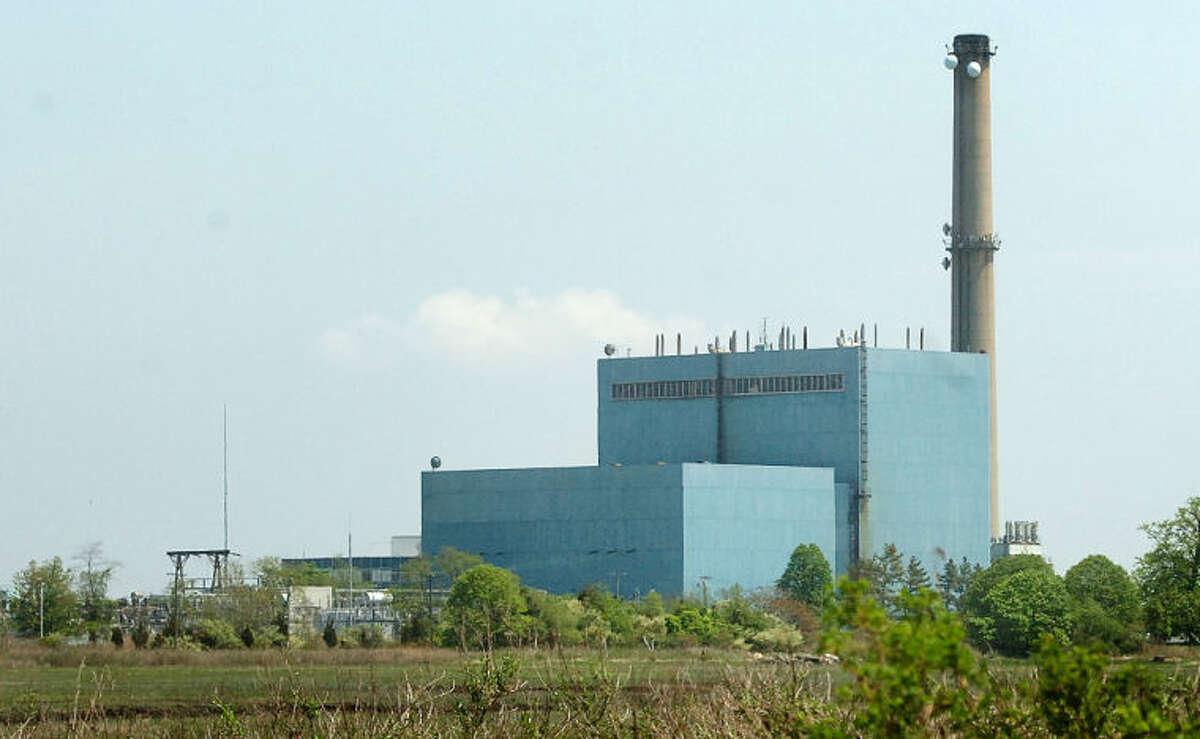 Hour Photo/Alex von Kleydorff Manresa Power Plant in Norwalk