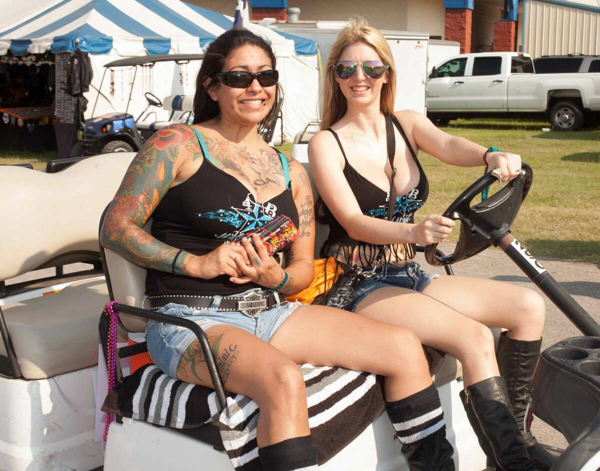 It was all about the bikes, the beer and the rock Saturday June 11, 2016, in Austin for the Republic of Texas biker rally, or