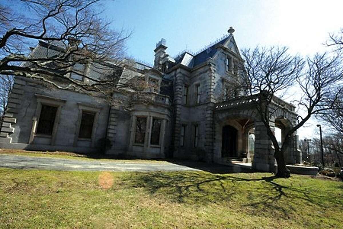 The Lockwood-Mathews mansion at Mathews Park in Norwalk. hour photo/matthew vinci