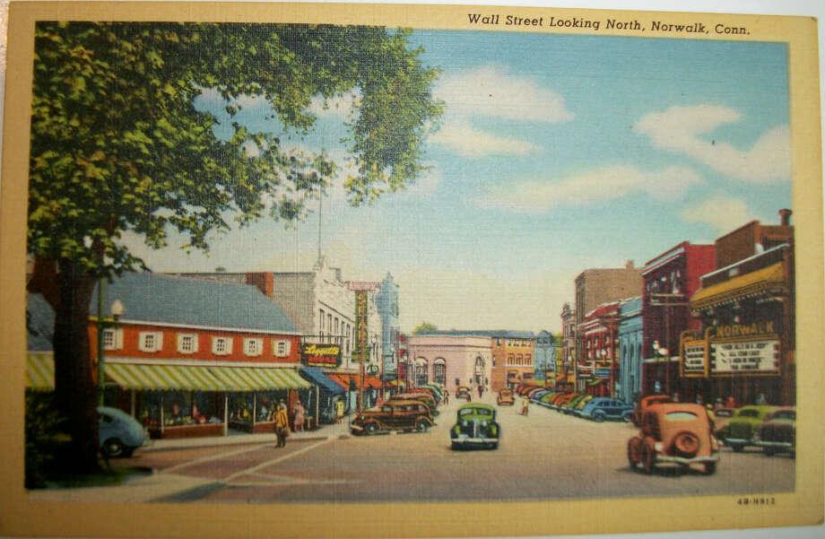 Wall Street circa 1944