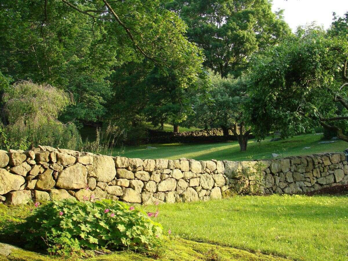 Weir Farm Stone Wall