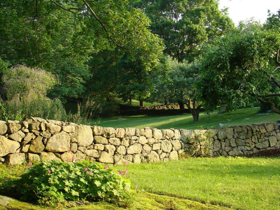 Weir Farm Stone Wall