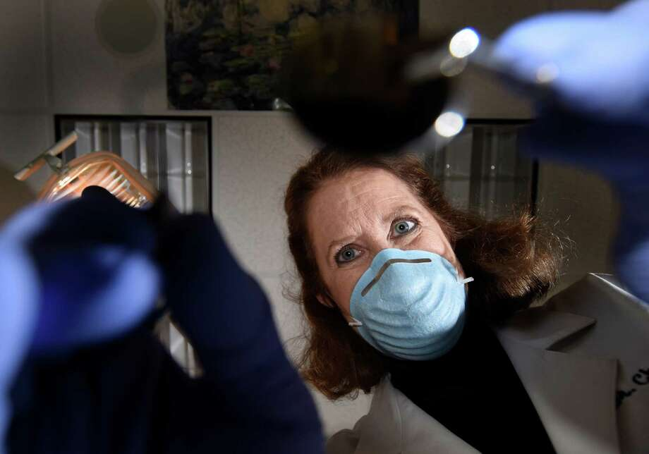 Dentist Christine Tierney reaches out to help others