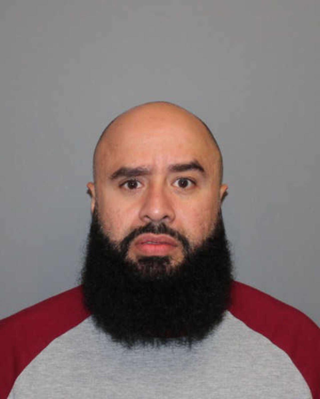 Richy Nieves, heroin arrest in Norwalk, CT, Nov. 2013.