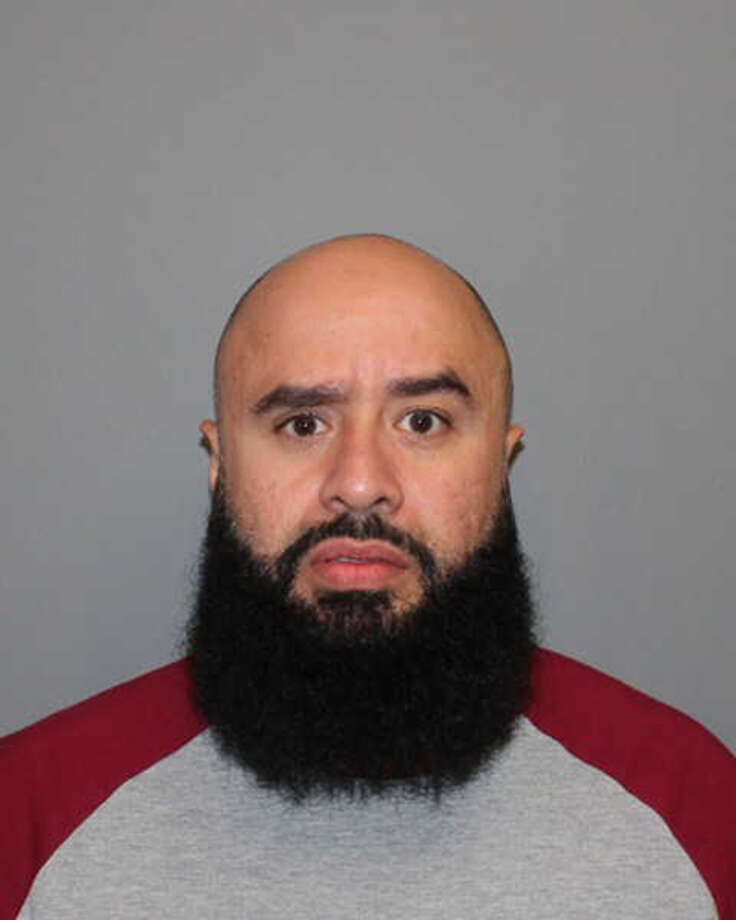 Richy Nieves, heroin arrest in Norwalk, CT, Nov. 2013.