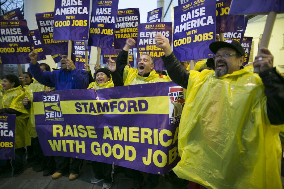 Janitors Rally