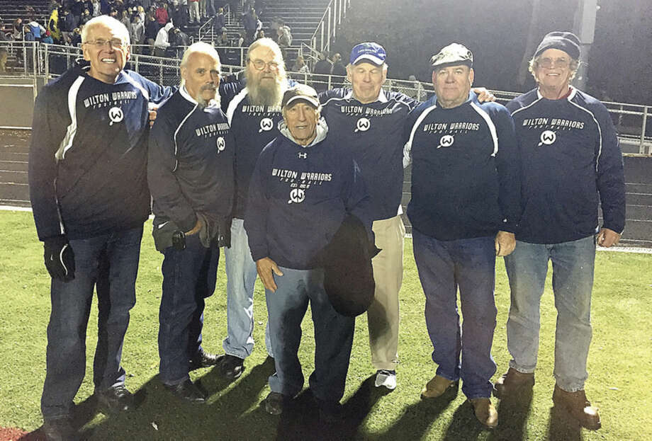 George Albano Column:  A special night for Wilton football
