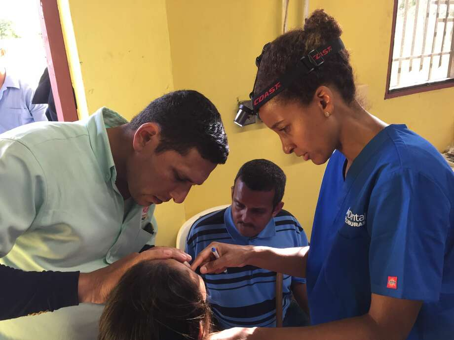 Norwalk doctor gives free dental care in Honduras