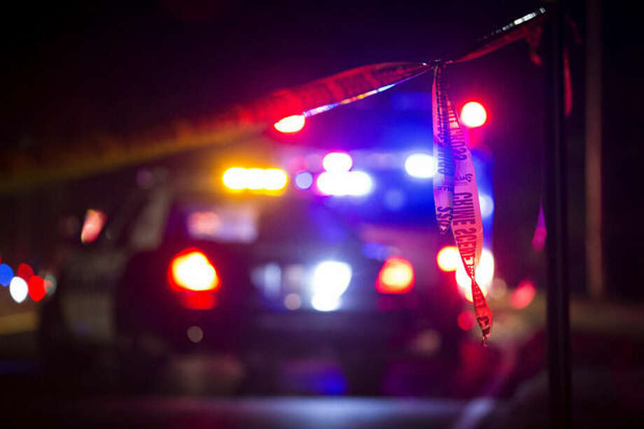 Stamford crime scene