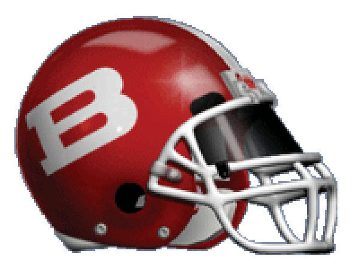 Berlin Football helmet