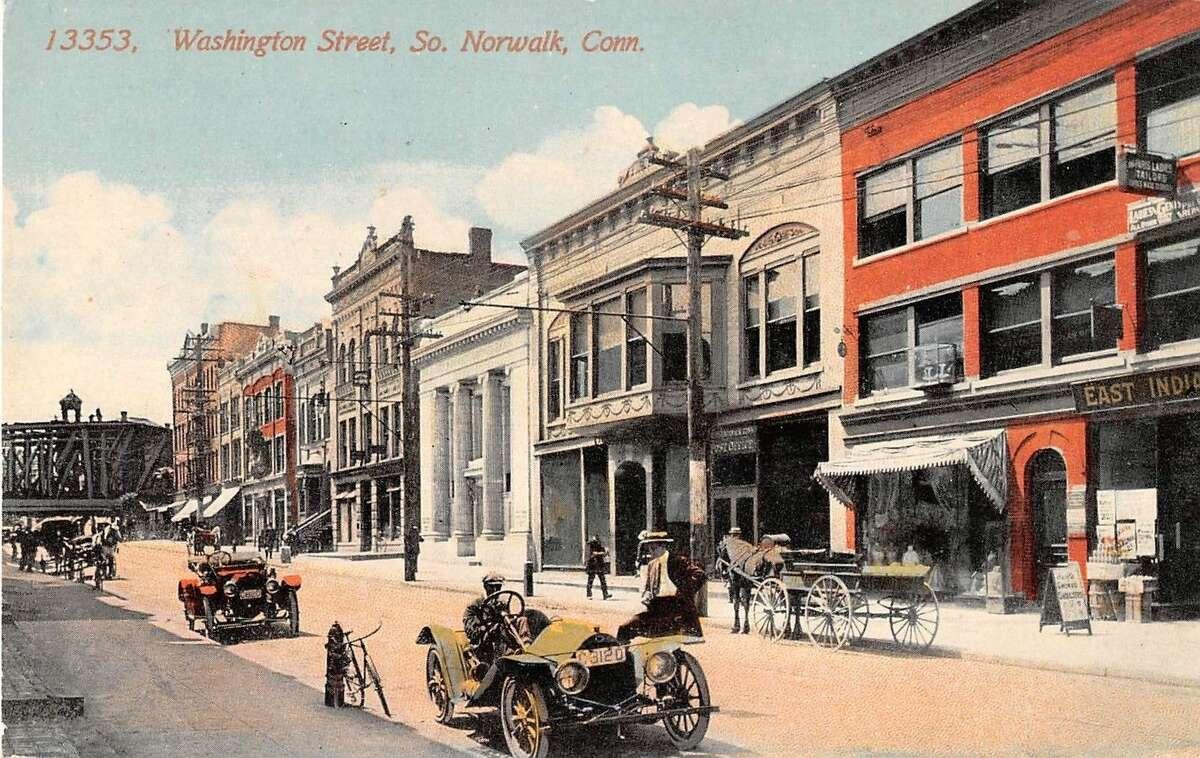 Washington Street, South Norwalk