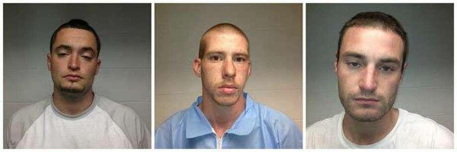 DNA nabs alleged Westport robber