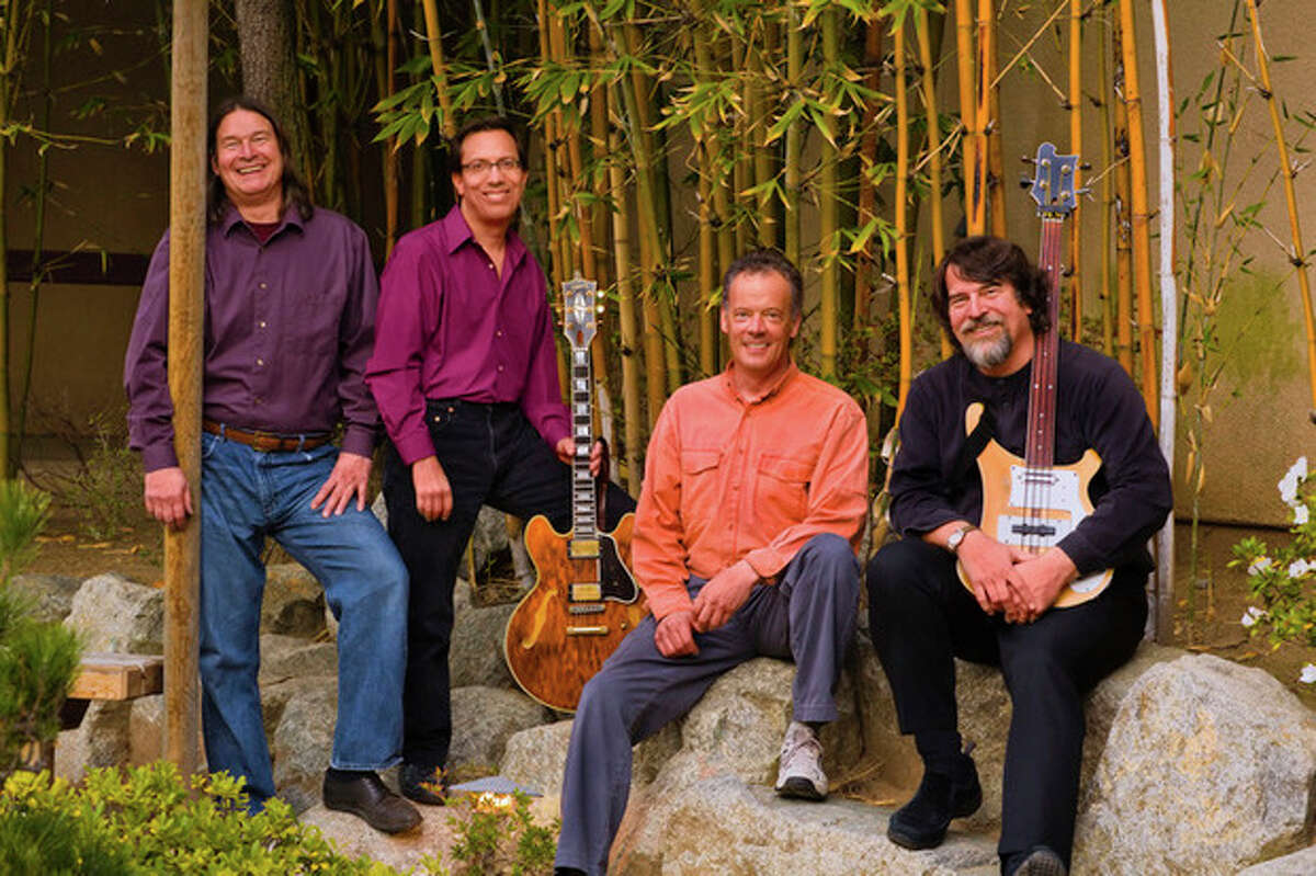 Contributed photo The Brubeck Brothers Quartet will perform at the Weir Farm Art Center's 16th annual Jazz in the Garden concert from 3 to 5 p.m. Sunday, Sept. 25.