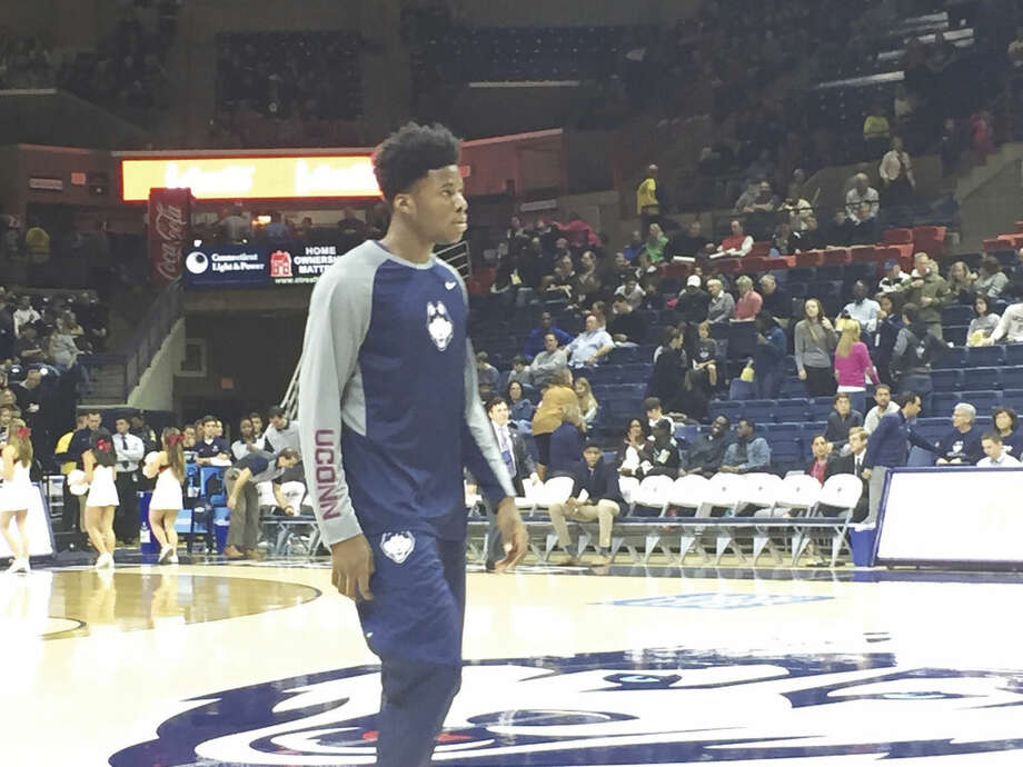 John Nash Column: UConn's Enoch has come a long way in 599 days