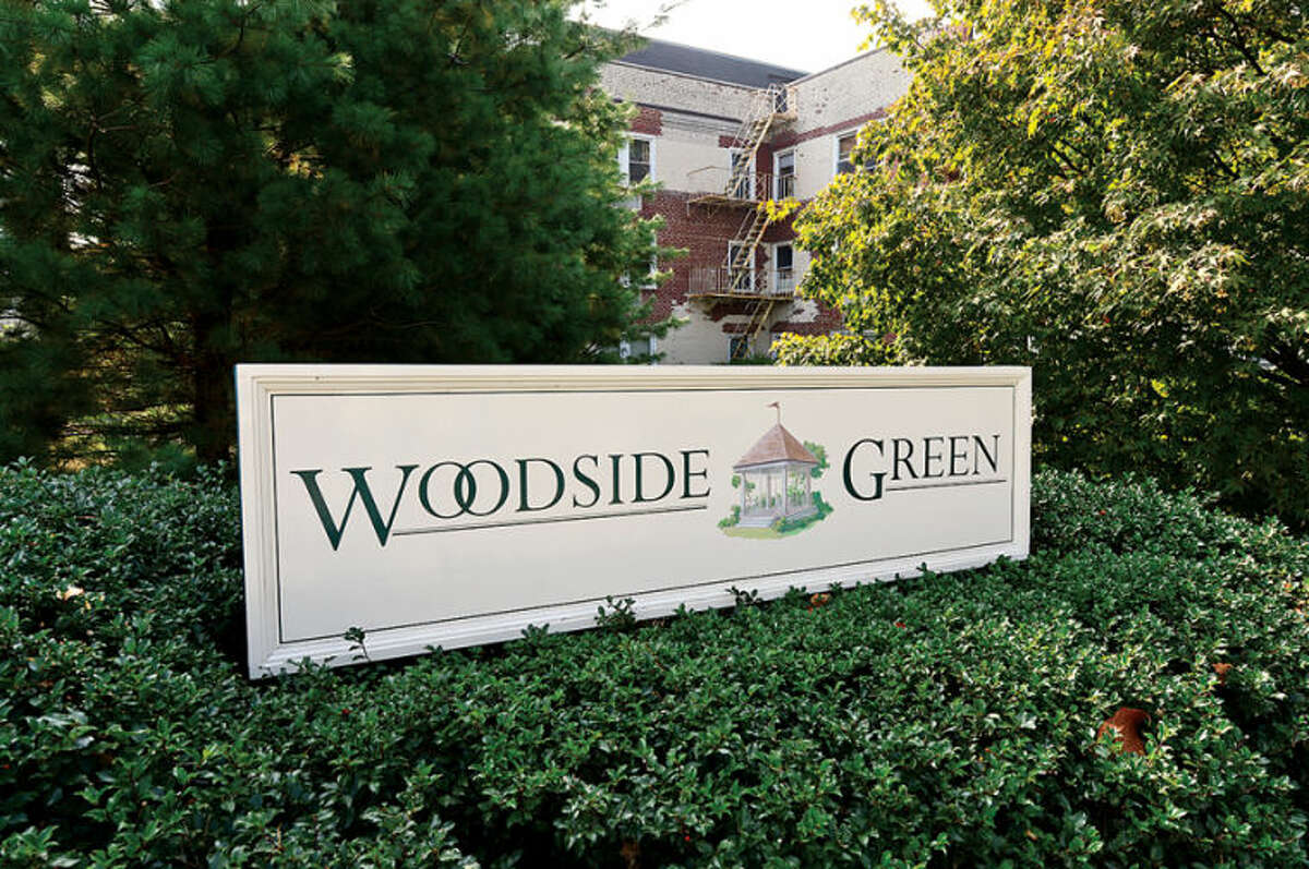 Hour photo / Erik Trautmann The Woodside Green condominiums in Stamford. Stamford resident, Miriam Carey, who lived in the Woodside Green condominiums was fatally shot after driving her car into a restricted area at The White House in Washington DC Thursday.