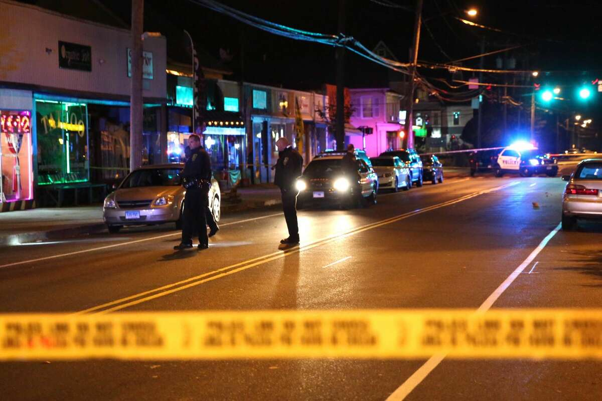 Norwalk police investigate shots fired late Monday