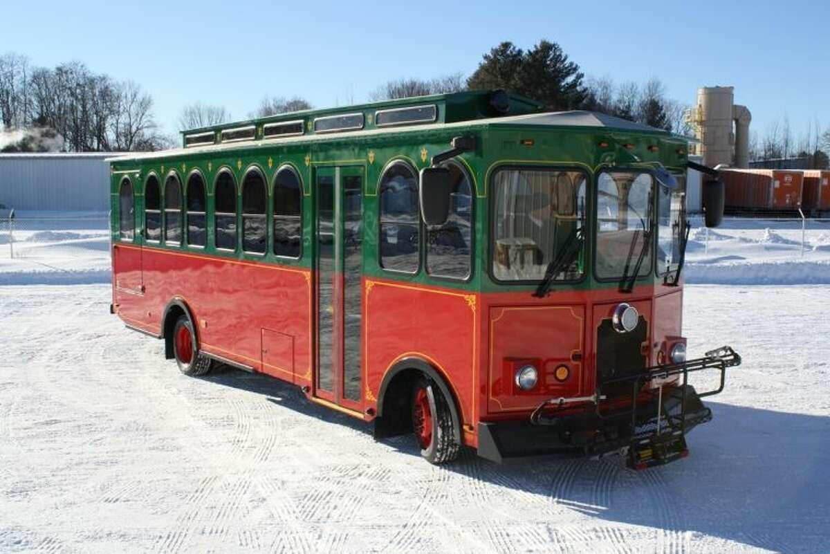 South End trolley