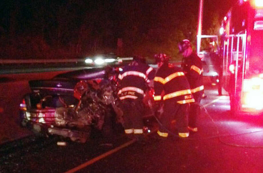 I-95 accident further adds to Tuesday traffic woes