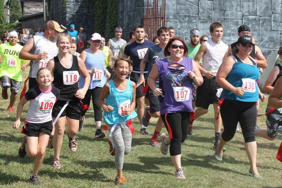 Run Walk for Health & Hunger
