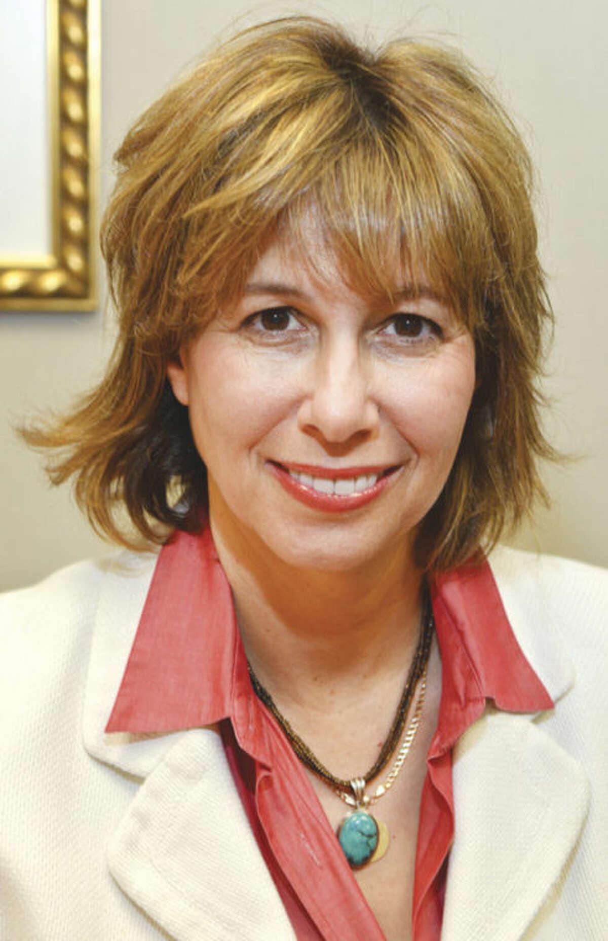 Hour photo / Alex von Kleydorff Lisa Wexler seeks to add probate judge to her resume.